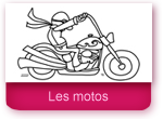 Coloriages: les motos