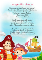 Paroles_Les gentils pirates