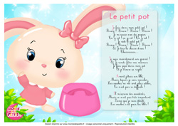 Paroles_Le petit pot