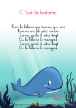 Paroles_C'est la baleine